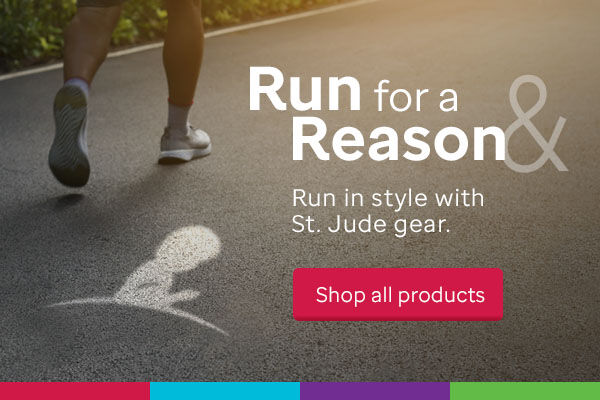 Run & Shop for a Reason. Shop the official merchandise for the St. Jude Memphis Marathon Weekend. Shop all products.