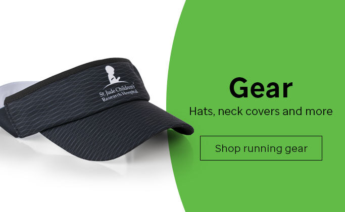 Click here to shop St. Jude branded running gear