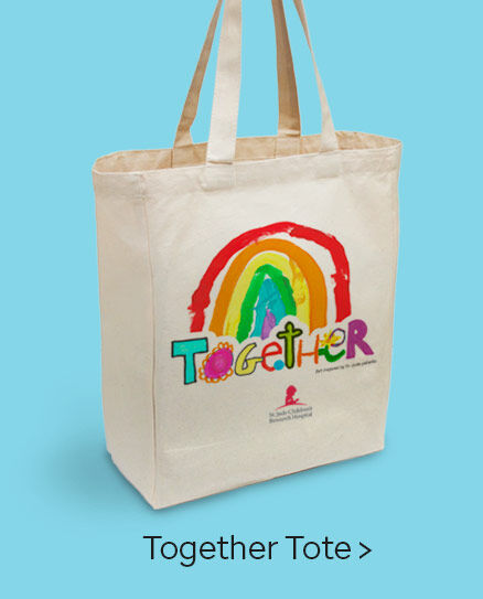 Click here to purchase the Together Tote.