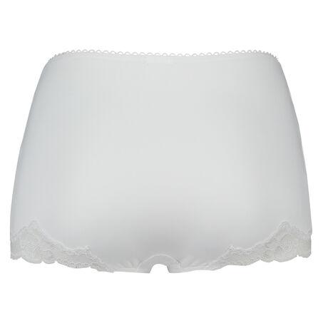 Boxer Secret lace, Wit