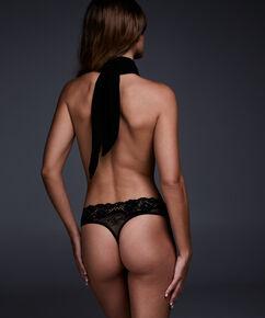 Body Seiren, Zwart