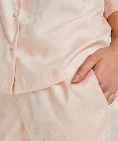 Pyjamabroek Satin, Roze
