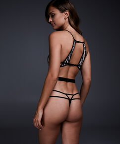 Body Zebby, Zwart