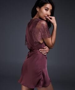 Kimono Cap Sleeve, Roze
