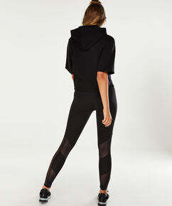 HKMX Sweater, Zwart