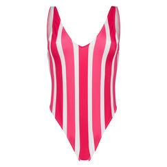 Badpak Candy Stripes, Roze