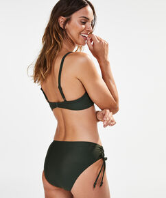 Hoog Rio bikinibroekje Amanda Queen, Groen