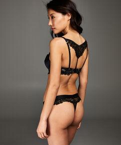 String Haylie, Zwart