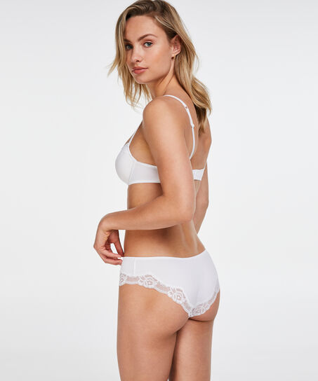 Slip Secret Lace, Wit