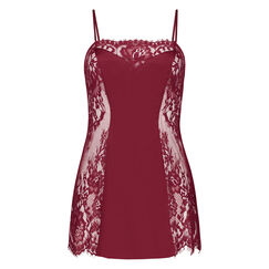 Slipdress Jennifer, Rood