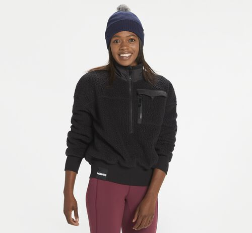 HOKA Women's Fleece Sky Pullover