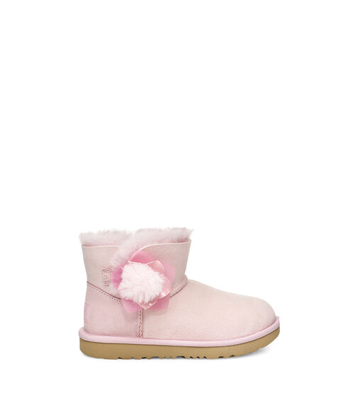 UGG Mini Bailey II Cactus Flower Bottes en Seashell Pink