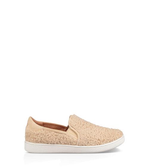 Women's Footwear UGG Women's Ricci Slip-On Boat Shoes in Natural, Size 7