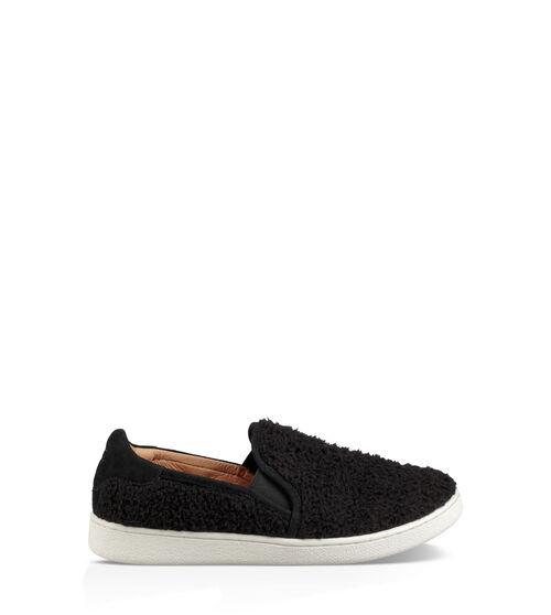 Women's Footwear UGG Women's Ricci Slip-On Boat Shoes in Black, Size 5