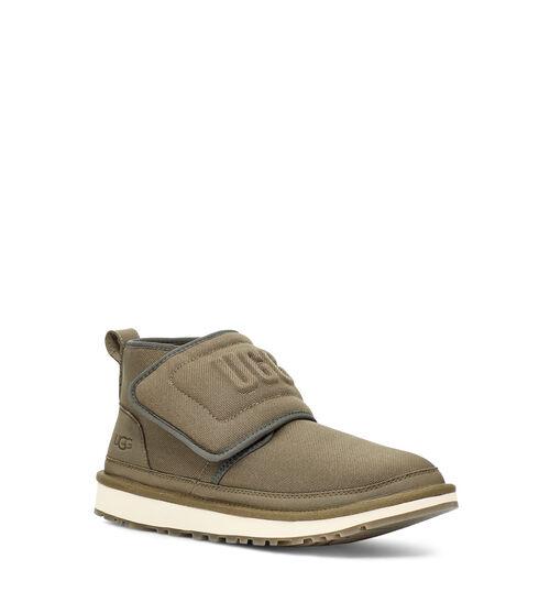 Ugg Men's Neumel Molded Logo Boot In Moss Green, Size 6