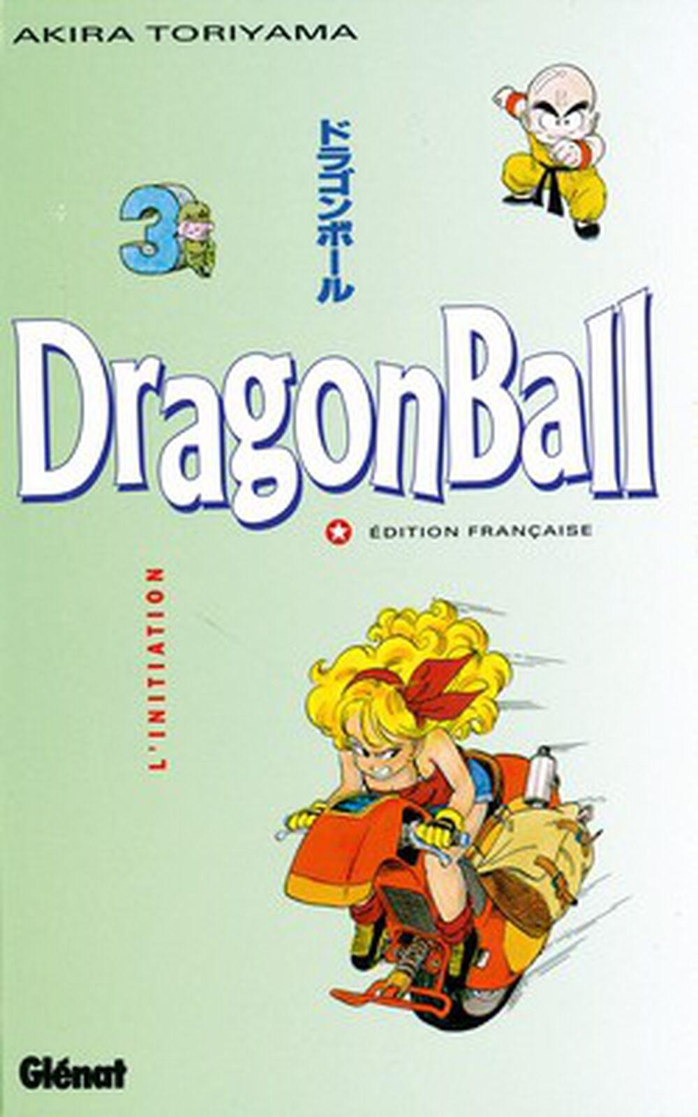 Manga - Dragon Ball - Tome 03 L'initiation