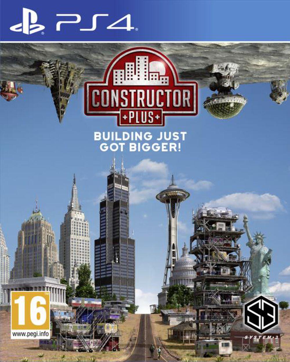Constructor Plus