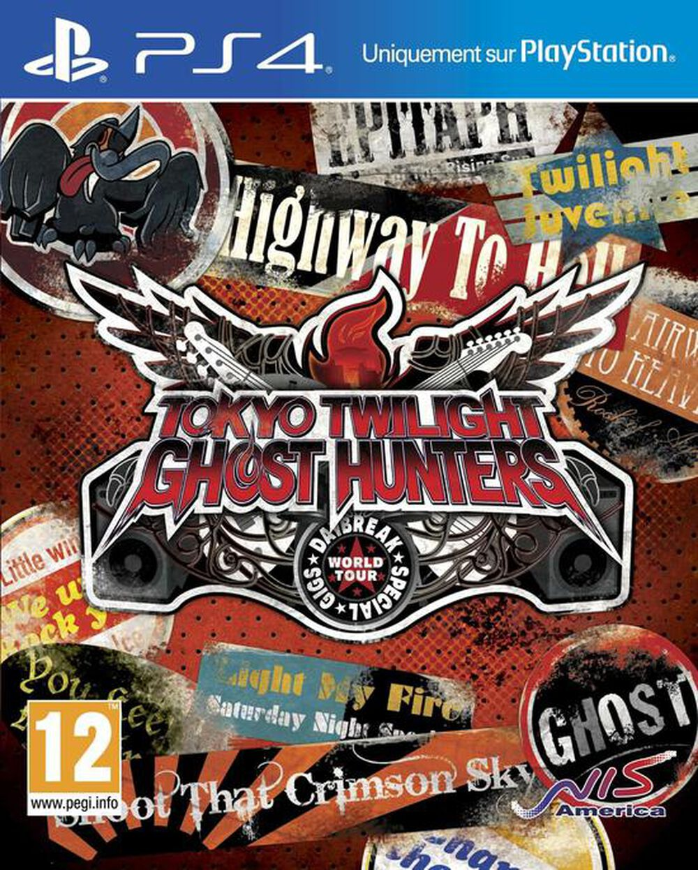 Tokyo Twilight Ghost Hunters Daybreak Special Gigs World Tour