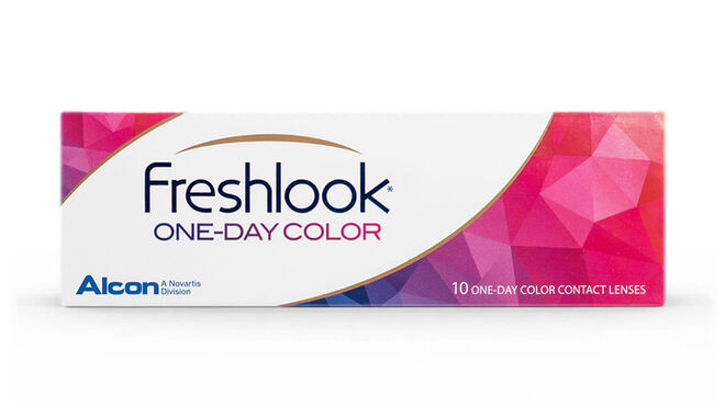 FreshLook One Day, 10, primary