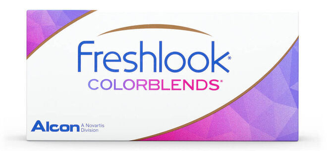 FreshLook Colorblends, 2, primary