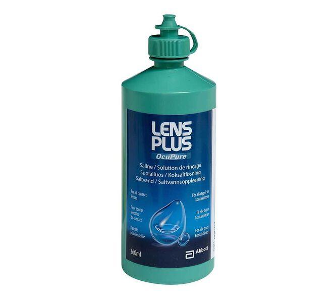 Lens Plus Ocupure Saline Large, , primary