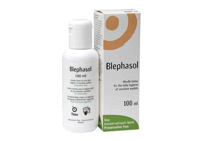Blephasol, , primary