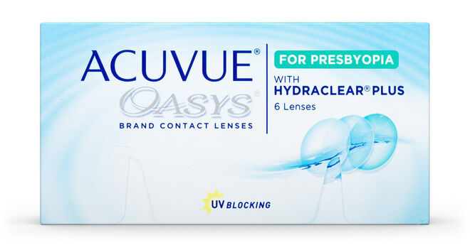 Acuvue Oasys for Presbyopia, 6, primary