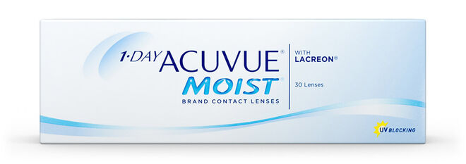 1 Day Acuvue Moist, 30, primary