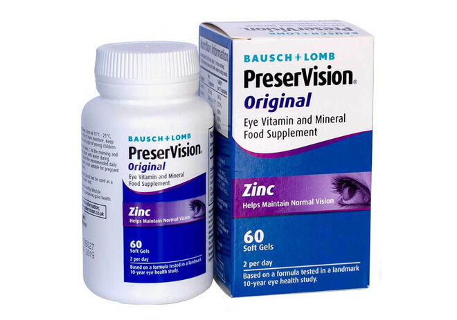PreserVision Original Soft Gels, , primary