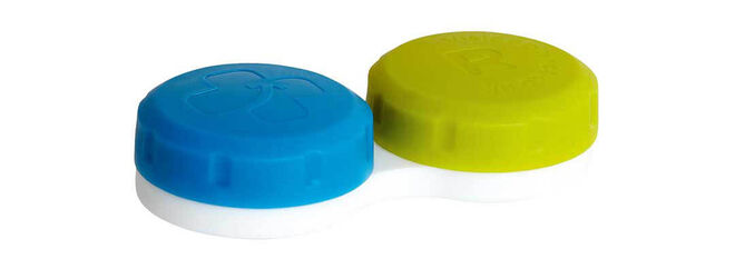 Vision Direct Contact Lens Case, , primary