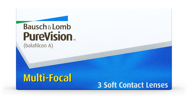 PureVision Multifocal, 3, primary