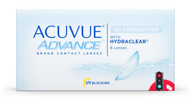 Acuvue Advance for Astigmatism, 6, primary