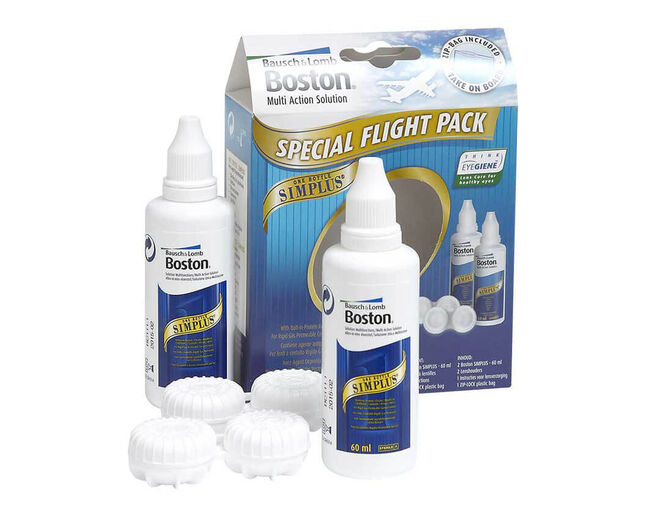 Boston Simplus Flight Pack, , primary