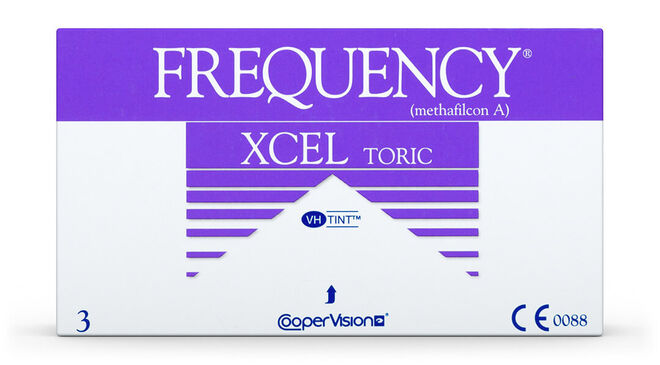 Frequency Xcel Toric, 3, primary