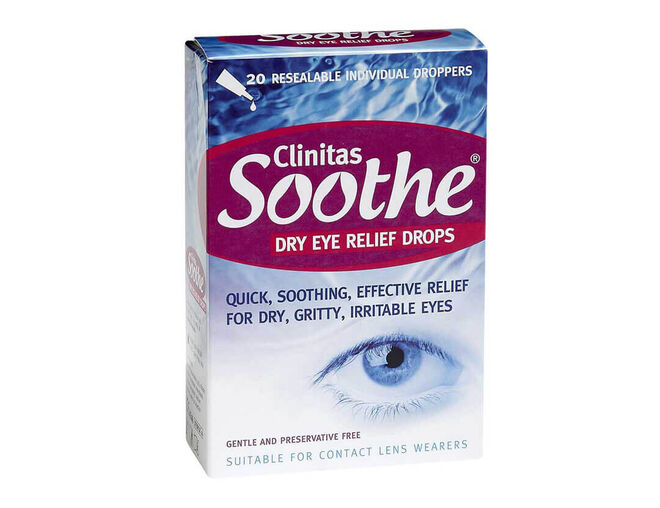Clinitas Soothe, , primary