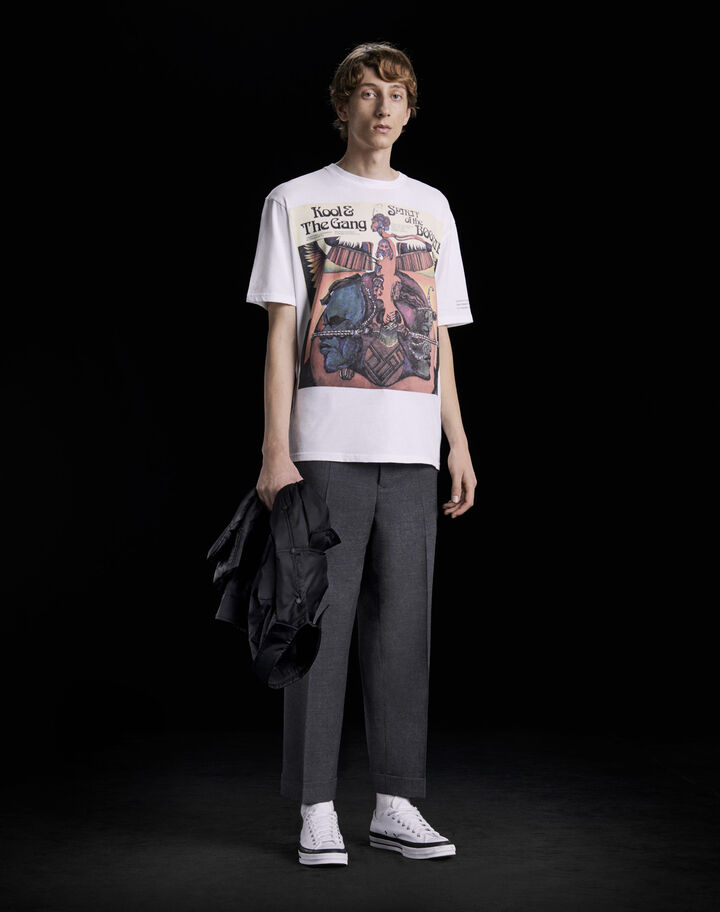 "Moncler ""Kool & the Gang"" t-shirt Optical White"