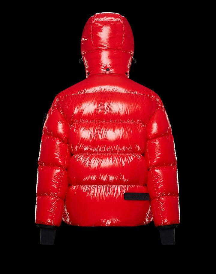 Moncler Verrand Fire Red