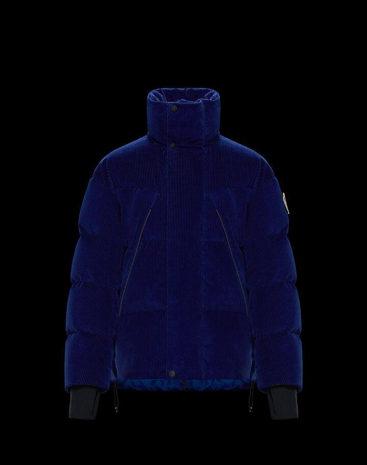 Moncler Antagnod Cornflower Blue