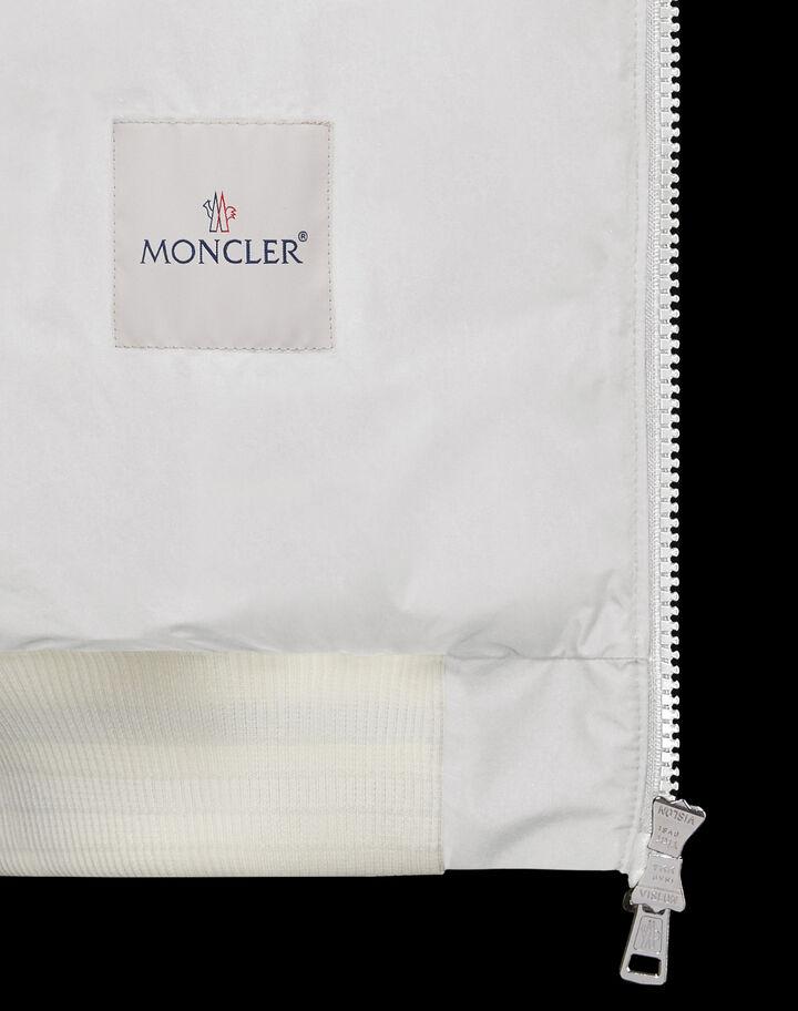 Moncler Huchet Silk White