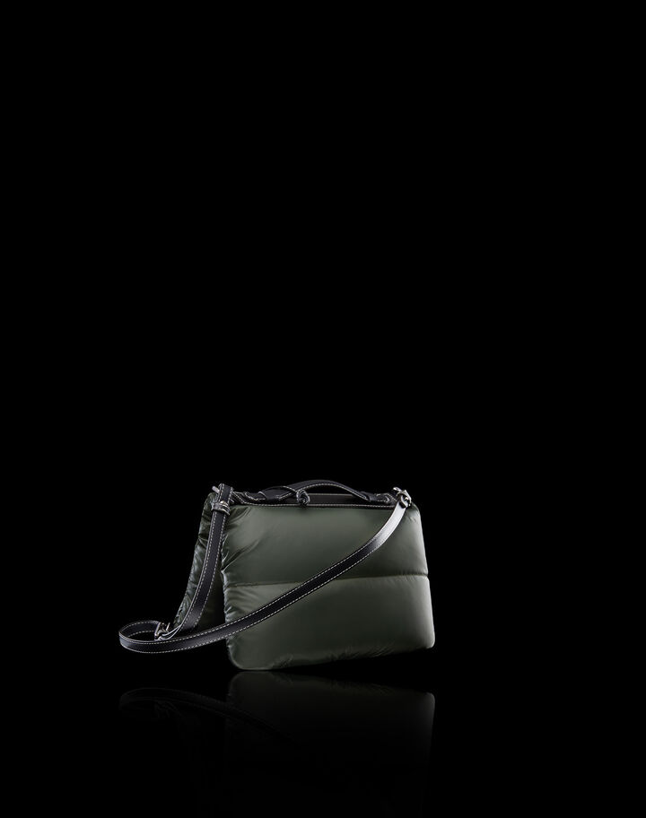 Moncler Handle bag Army Green