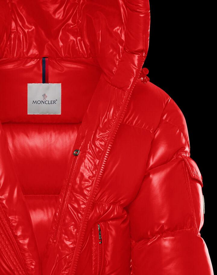 Moncler Ecrins Scarlet Red