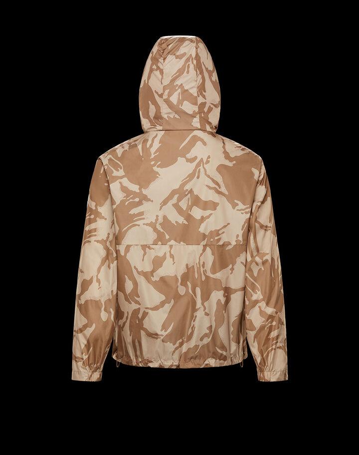 Moncler Chardon Natural Camel Beige Camouflage