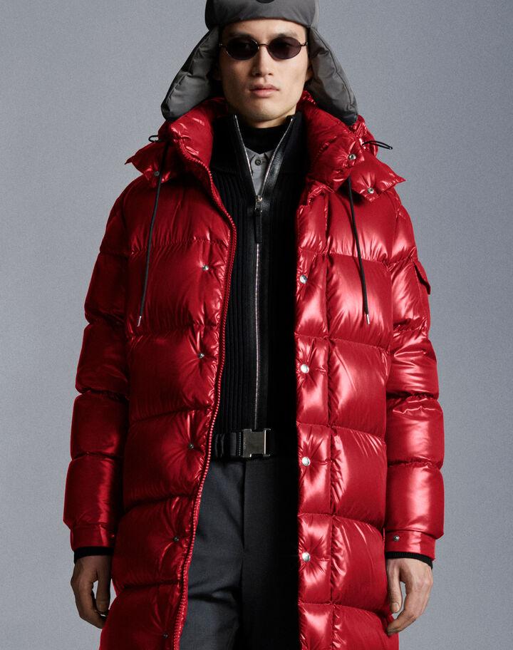 Moncler Hanoverian Red