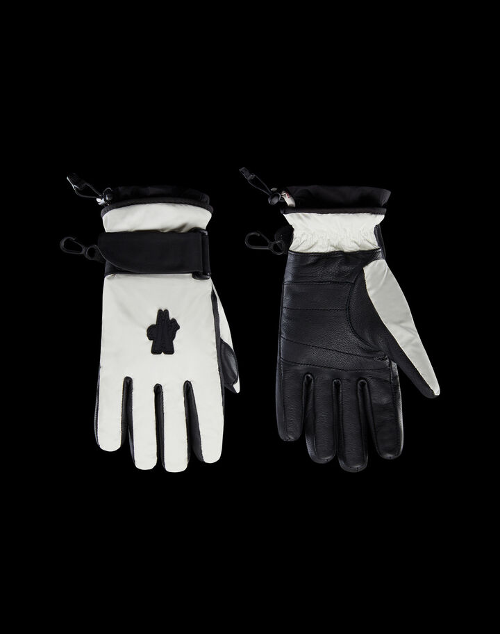 Moncler Ski gloves Glow In The Dark