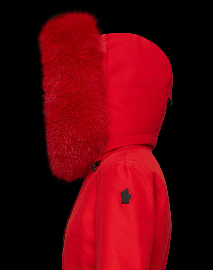 Moncler Laplance Fire Red