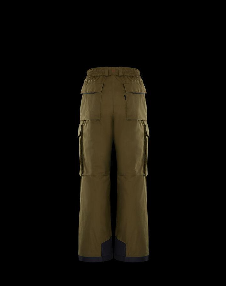Moncler Ski pants Tundra Brown