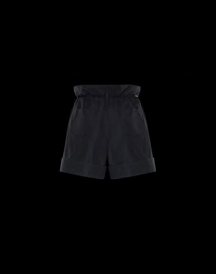 Moncler High-waist pants Black