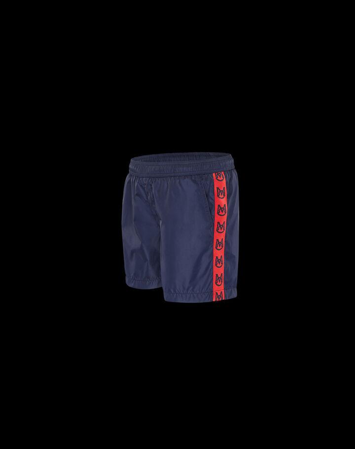 Moncler Swim shorts Night Blue