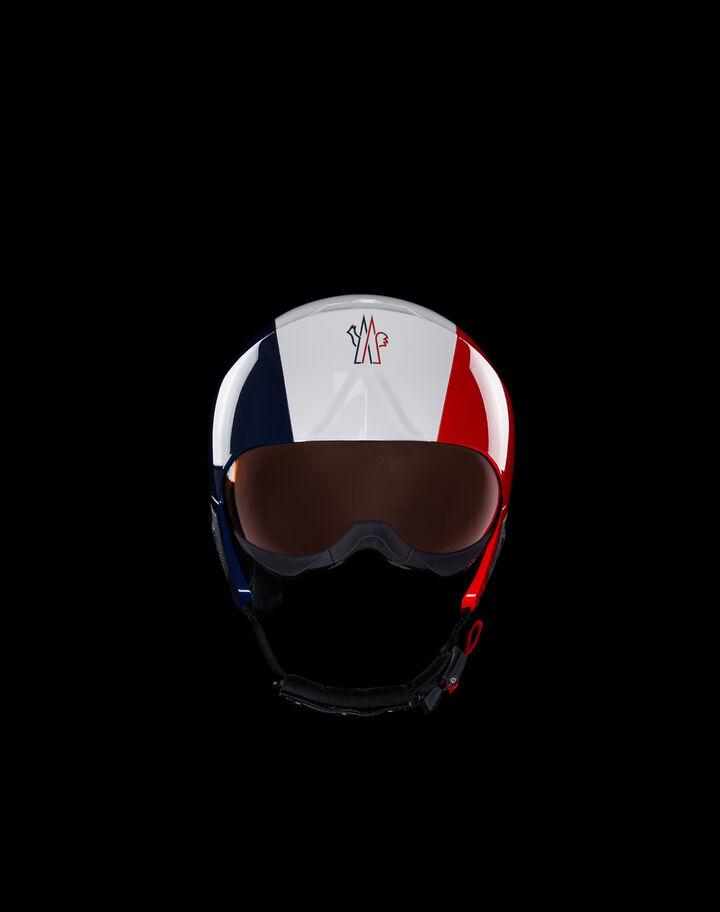 Moncler Ski helmet Tricolor