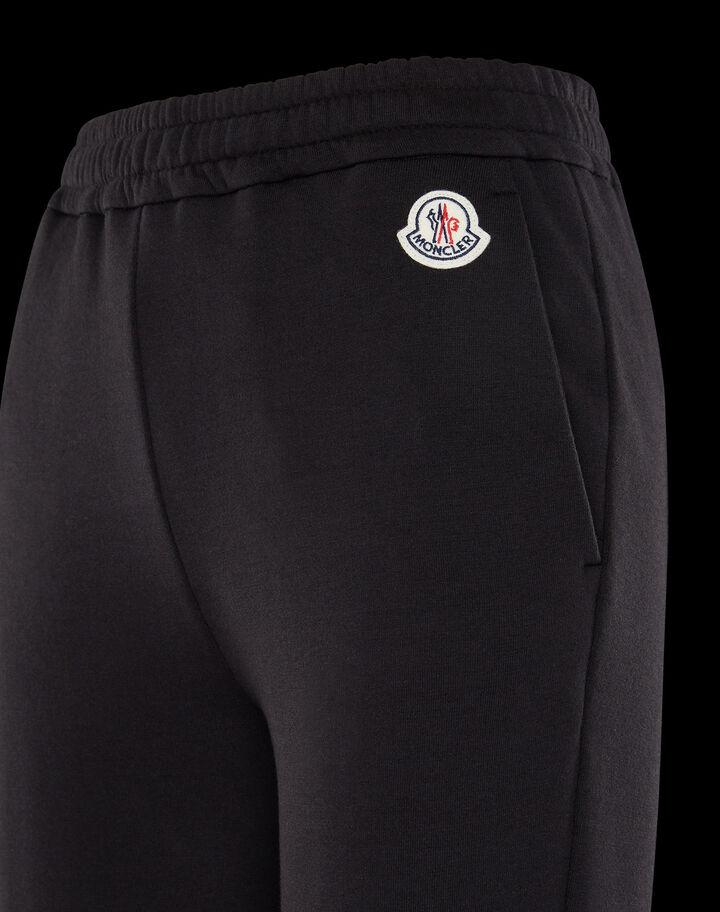 Moncler Pants with pocket Black